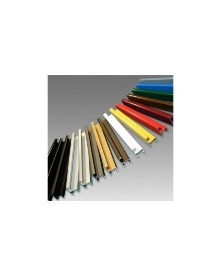 Perfil de aluminio rojo entrega materiales t cnicos for Colores de perfiles de aluminio